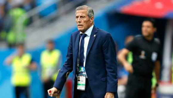 Tabárez lleva 15 años al mando de la Selección de Uruguay. (Foto: Agencias)