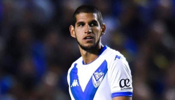 Luis Abram renovaría con Vélez Sarsfield (Foto: Agencias)