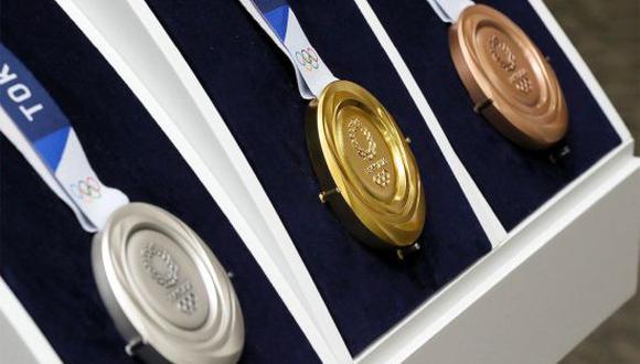 Tokio 2020: así se mueve el medallero de los Juegos Olímpicos a la fecha (Foto: Getty Images)