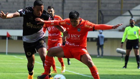 César Vallejo empató 1-1 con Cusco FC (Foto: Liga 1)