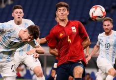 Argentina empató 1-1 ante España y quedó fuera de los Juegos Olímpicos Tokio 2020