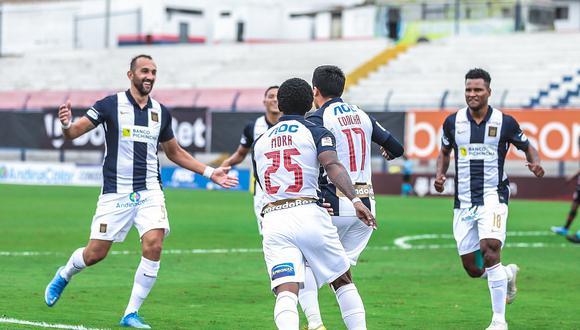 Los íntimos se miden este domingo ante Sport Boys (Foto: Alianza Lima)