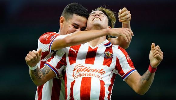 Chivas se metió a semifinales del Apertura 2020 Liga MX. (Twitter)