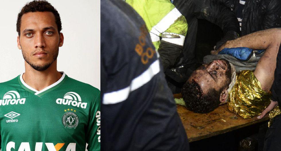 Su cuerpo no daba más: Neto, uno de los tres sobrevivientes del accidente aéreo del Chapecoense, se retira del fútbol