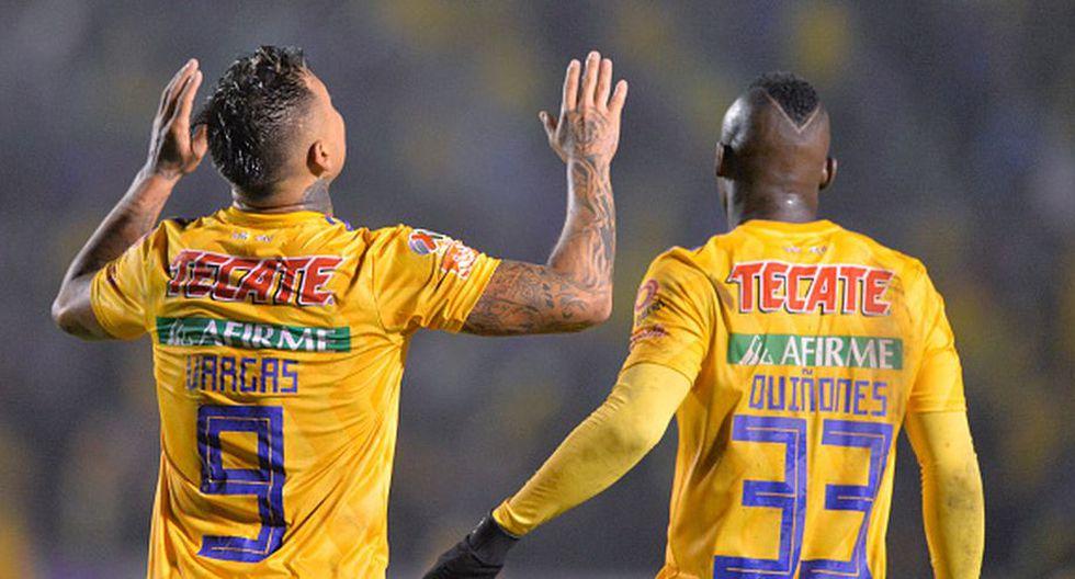 Tigres venció 6-1 a Puebla por la jornada 16 del Apertura 2018 de Liga MX. (Getty)