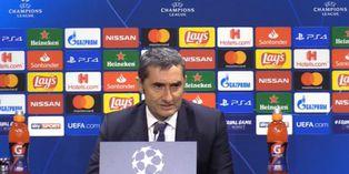 """Ernesto Valverde: """"Barcelona sufrió demasiado"""""""