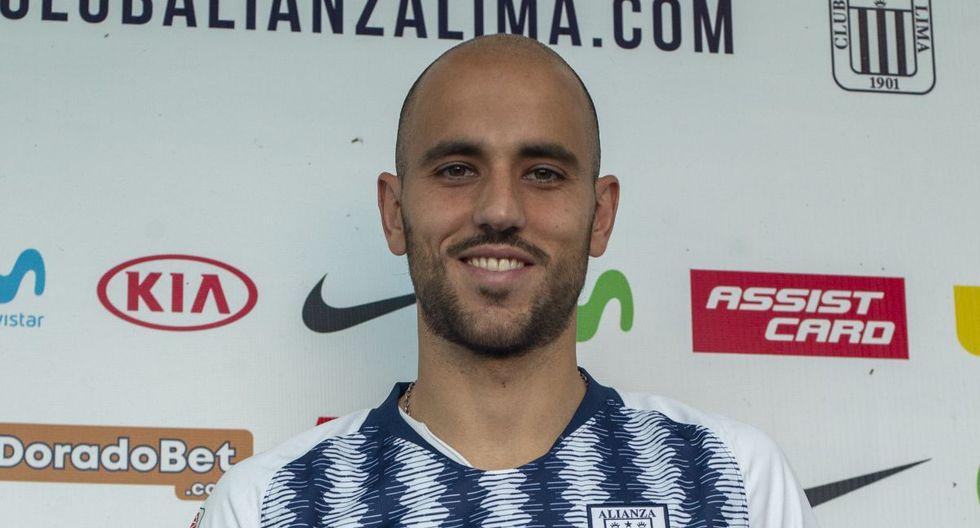 Federico Rodríguez lleva cinco goles en Alianza Lima. (Foto: GEC)