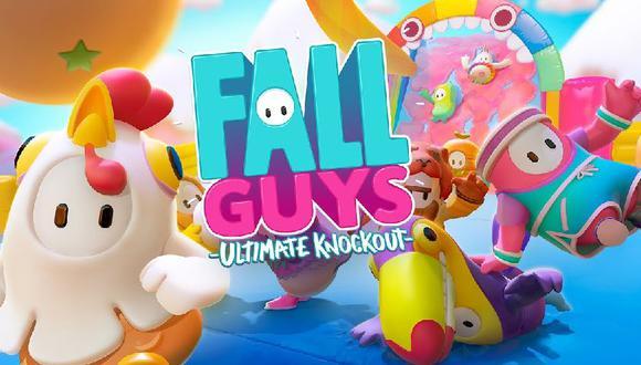 Fall Guys: la última actualización evitará que haya dos rondas seguidas por equipos. (Foto: Mediatonic)