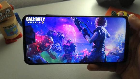 Probamos el rendimiento del smartphone con tres títulos Battle Royale.