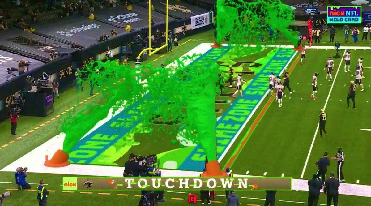 Las animaciones en juego de la NFL.