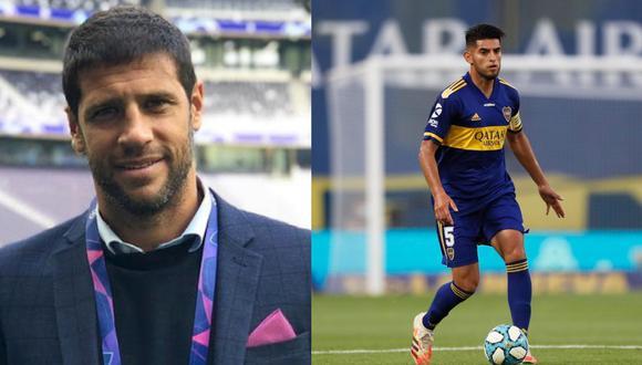 El analista de ESPN dio a conocer sus preferencias por el defensor peruana para quedarse con la titularidad en la zaga 'xeneize'. (Foto: Agencias)
