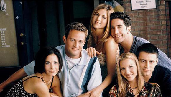 """""""Friends"""" es considerada una de las series más populares y exitosas en todo el mundo (Foto: ABC)"""