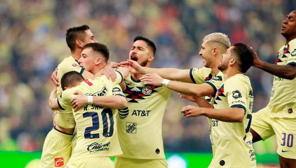 América venció a Santos Laguna en el cierre de la fecha 4 del Torneo Guard1anes 2020.