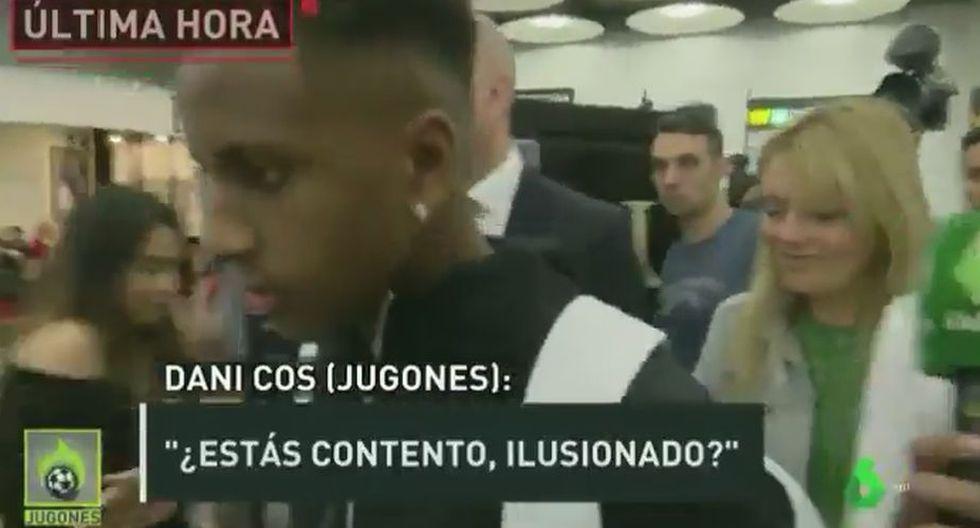 Nuevo fichaje del Real Madrid arribó a España para ser presentado en breve.(ChiringuitoTV)