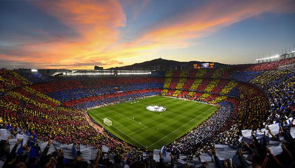 Barcelona recibirá al Atlético de Madrid el 1 de julio por LaLiga.  (Getty)