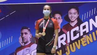Perú se consagró campeón sudamericano de bádminton