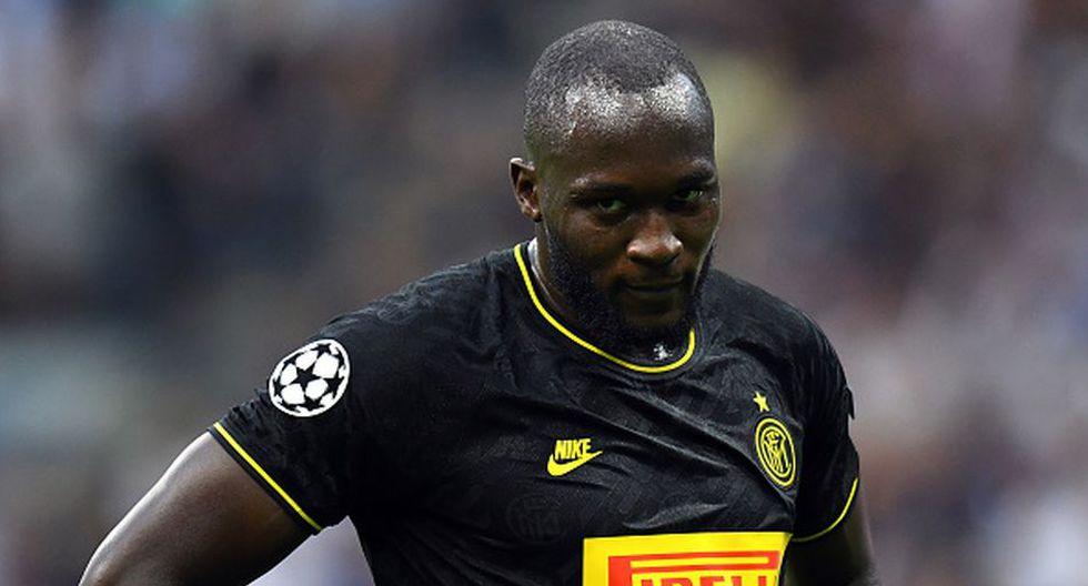 Romelu Lukaku llegó al Inter de Milán procedente del Manchester United. (Getty)