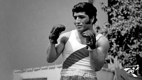 Carlos Burga, histórico boxeador peruano, falleció víctima del coronavirus. (Foto: El Peruano)