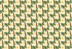 Tu tarea es hallar las palmeras distintas al resto en la imagen: pocas personas superaron este reto viral