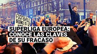 Superliga Europea: las claves para entender por qué fracasó el proyecto de los 12 clubes más poderosos de Europa