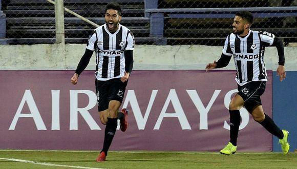 Uruguayos a octavos: Wanderers venció a Cerro de visita y se metió a la siguiente ronda de la Copa Sudamericana. (@mwfc_oficial)