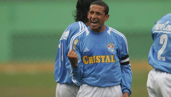 Jorge Soto es el máximo goleador de Sporting Cristal en Copa Libertadores (Foto: GEC)