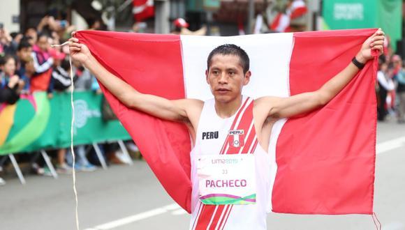 Cristhian Pacheco logró la segunda medalla de oro para Perú en los Panamericanos del 2019. (Foto: Giancarlo Ávila - GEC)