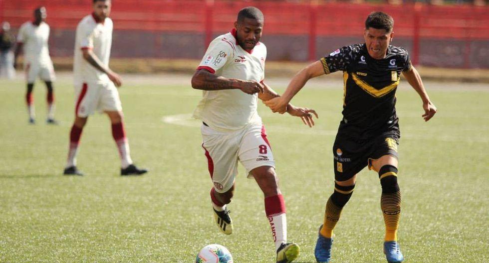 UTC sumó cinco puntos en el Clausura y Cantolao llegó a 12 unidades. (Foto: Luis Padilla / GEC)