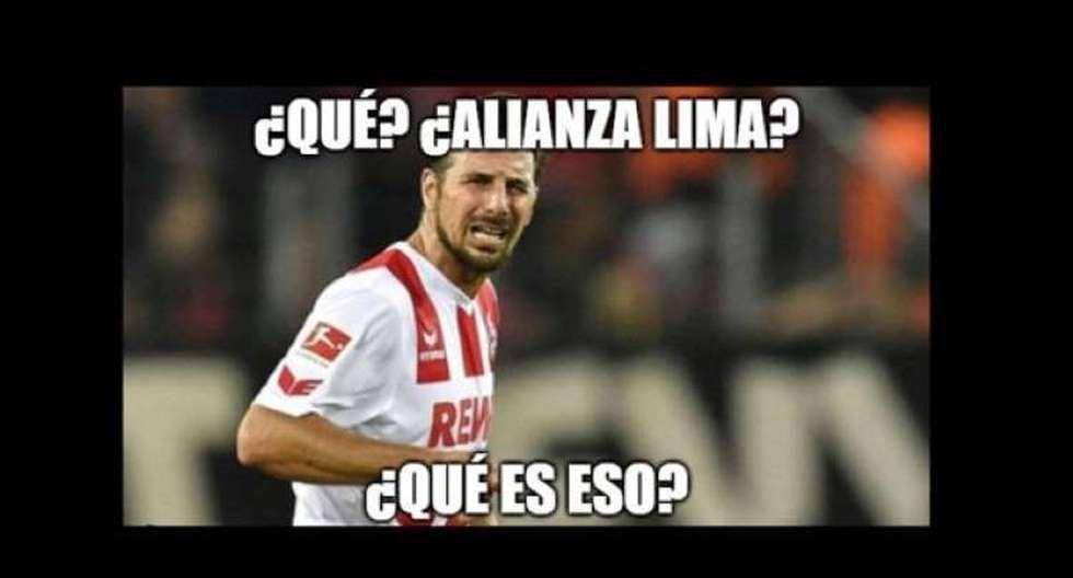 Los mejores memes de la Liga 1 (FACEBOOK)