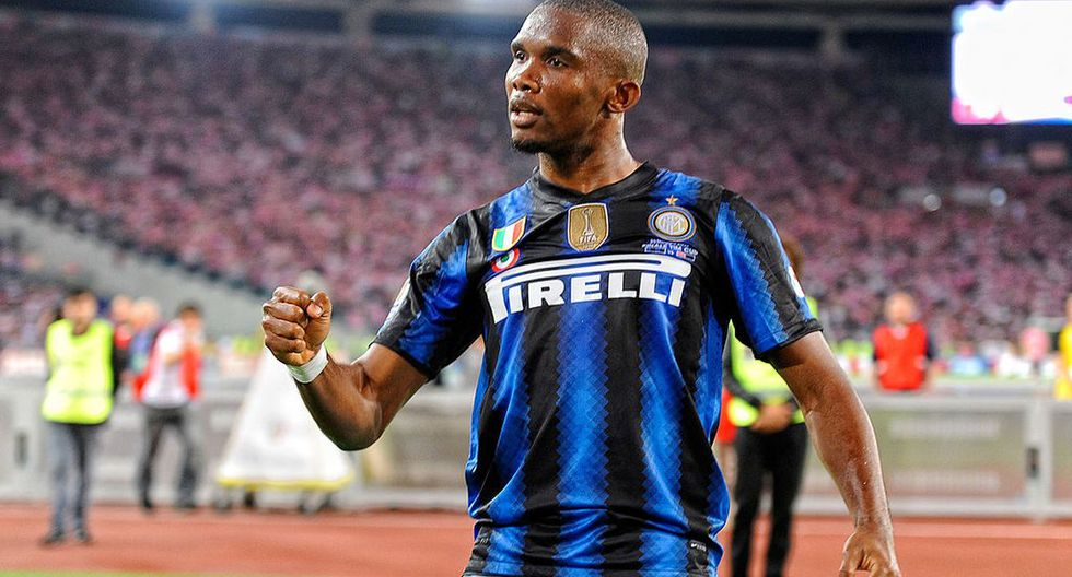 Samuel Eto'o. (Foto: Getty)