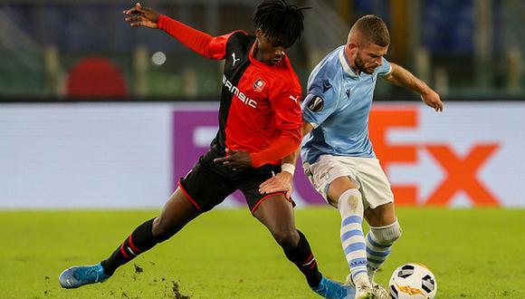 Eduardo Camavinga es una de las jóvenes promesas del fútbol francés esta temporada. (Foto: Getty Images)