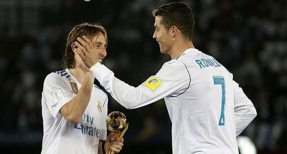 Cristiano Ronaldo nominado y favorito al premio 'Globe Soccer' al 2018. (Getty)