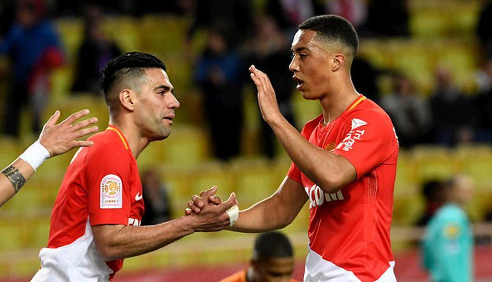 AS Mónaco 2-1 Lille por la jornada 30 de la Ligue 1. (Getty / AFP)