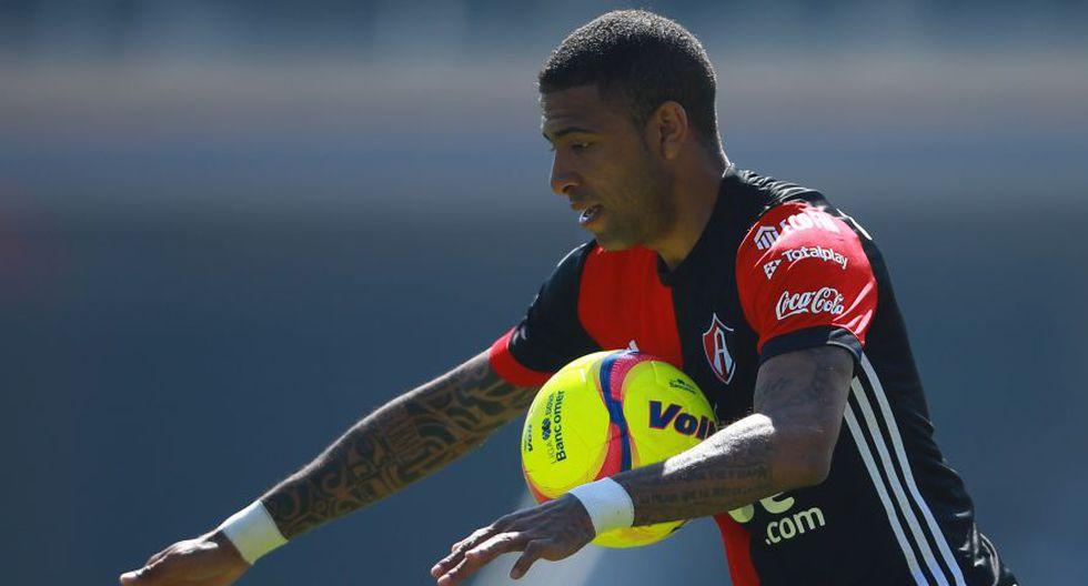 Alexi Gómez llegó esta temporada al Atlas (Foto: Getty Images).