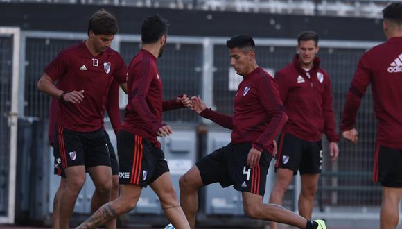 River Plate arribará a Lima el 20 de noviembre. (Foto: Rver Plate)