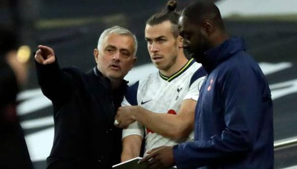 """Mourinho confía en el protagonismo de Gareth Bale: """"No es el mismo que en 2013, es un futbolista diferente"""". (AFP)"""