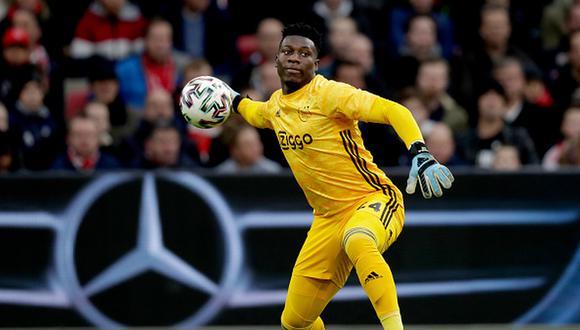 Onana tiene contrato con el Ajax hasta junio del 2022. (Foto: Getty Images)