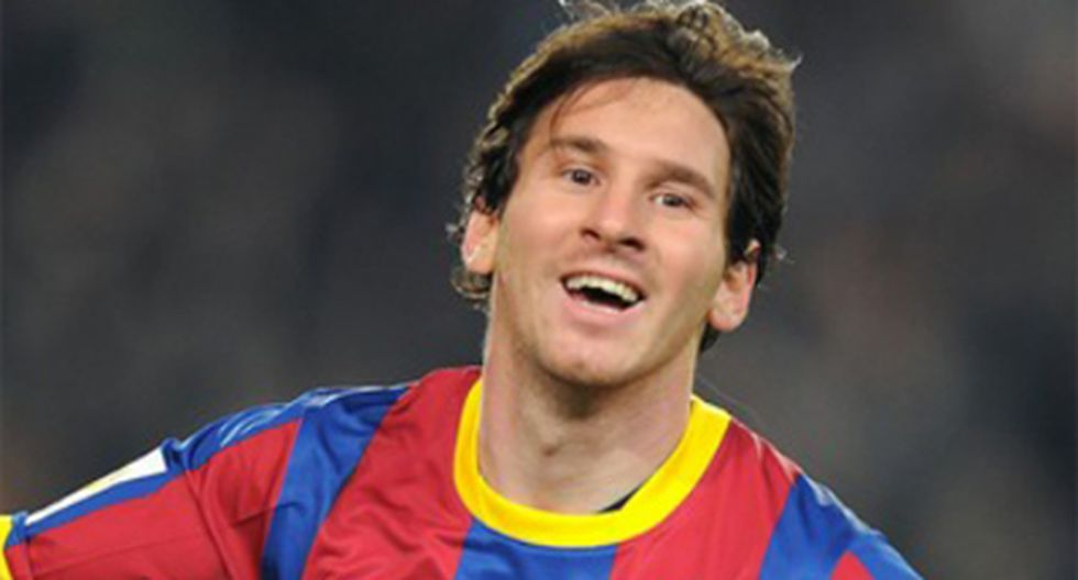 Lionel Messi, 100 millones de euros. (Getty)