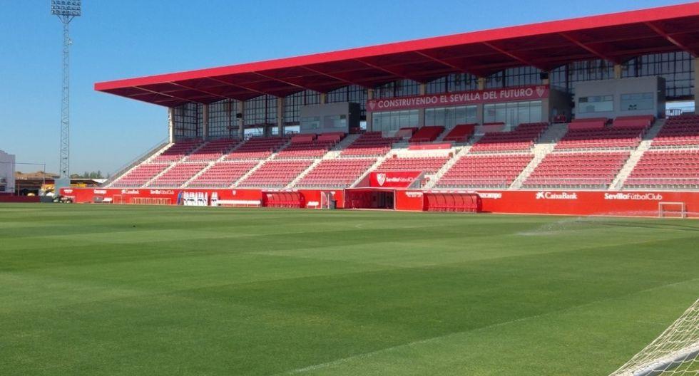 Sevilla FC anunció que seis jugadores de su cantera se unirán a los entrenamientos individuales. (Foto: Sevilla)