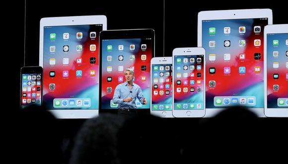 Repasamos los anuncios más esperados de Apple. (Foto: AFP)