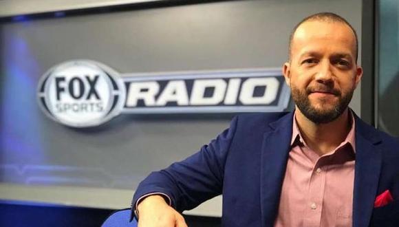 Periodista de Fox Sports México confirmó que tiene coronavirus. (Foto: @alexblanco23)