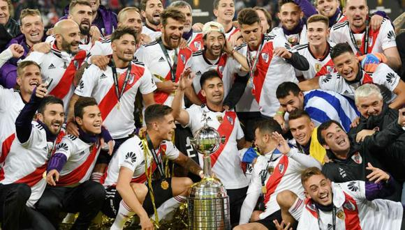 River Plate campeonó en 2018. (Foto: Agencias)