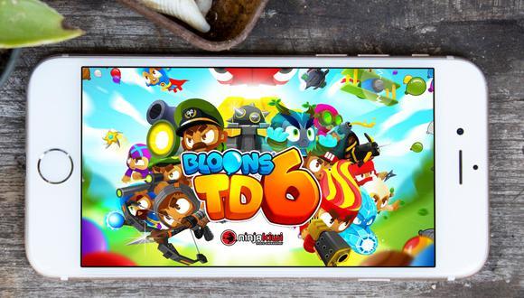 Bloons TD 6. (Foto: Do you mockup)