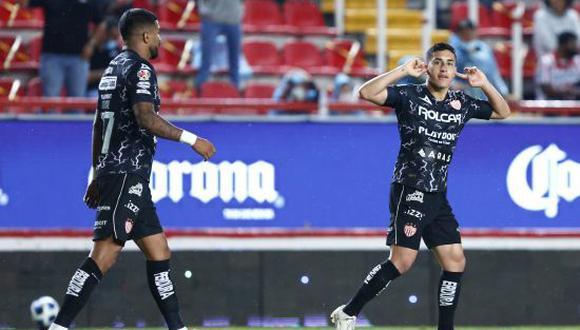 Necaxa venció por 3-0 a Pumas UNAM en la Jornada 5 del Torneo Apertura 2021 de la Liga MX. (Foto: @SC_ESPN)