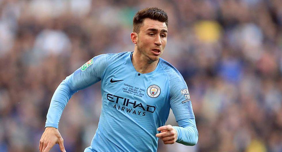 Aymeric Laporte: de Athletic Club a Manchester City en 2018 por 70 millones de euros (Foto: Getty Images)