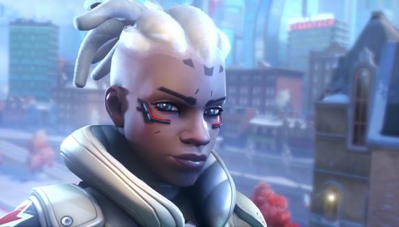 Overwatch 2 presenta a su primer personaje en la BlizzConline. (Foto: Blizzard)