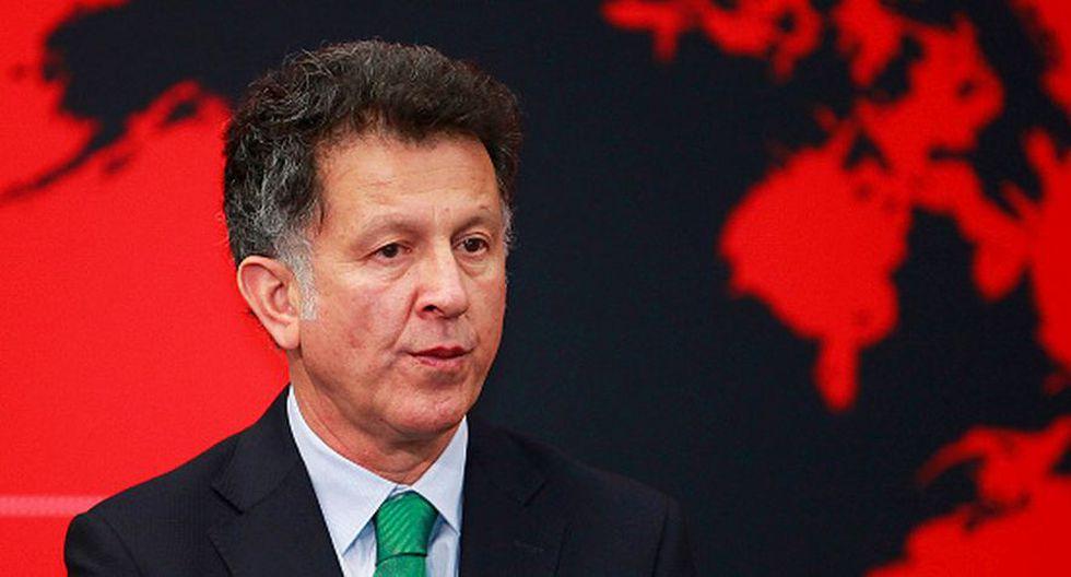 Juan Carlos Osorio llamó a 28 futbolistas para México (Foto: Getty Images).