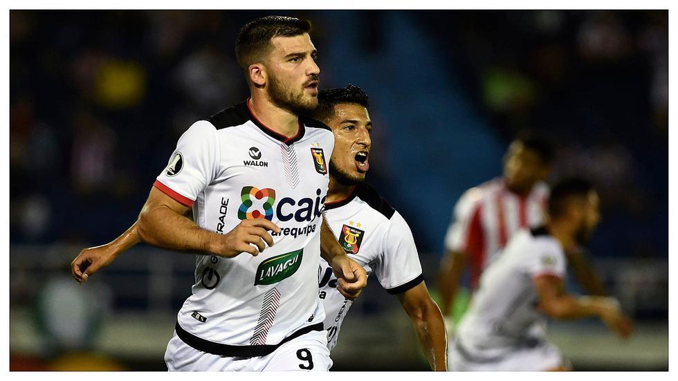 Bernardo Cuesta se coronó goleador del 2019, con 27 tantos en Melgar. Recientemente fue presentado como refuerzo para el Buriram United, en Tailandia. (Foto: Agencias)
