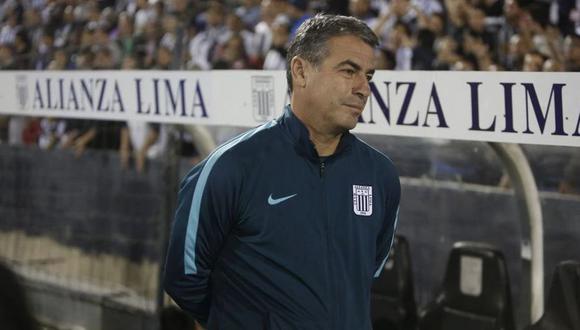 Pablo Bengoechea también se refirió a su salida de Alianza Lima (GEC)