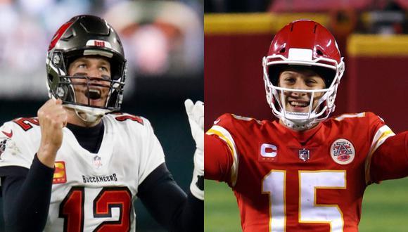 La quincuagésima quinta edición del Super Bowl tendrá por protagonistas a los Tampa Bay Buccaneers y los Kansas City Chiefs.